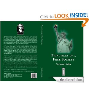 Cover of Principles of a Free Society