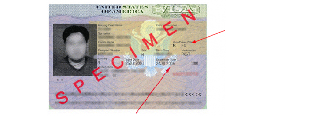 Visa versus authorized stay: why can you not renew your visa in the United States?